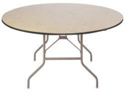 This Is A Great Banquet Table Round