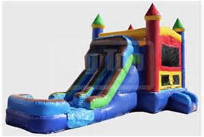 Castle and Slide XL  Bounce House