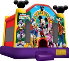 Disney Park Bounce House