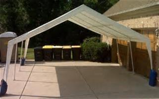 Tent 20' by 20'