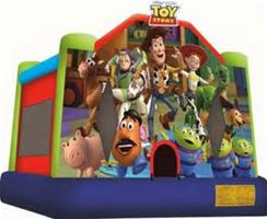 Disney Toy Story Bounce House