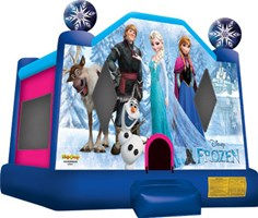 Disney's Frozen Bounce House
