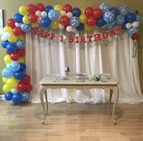 15 Foot Balloon Garland