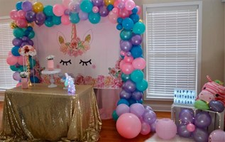 24 Foot Balloon Garland